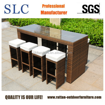 Top Selling Outdoor Bar Furniture (SC-8039-L)