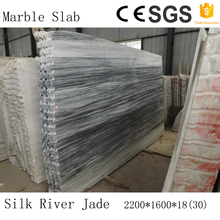 Silk River Jade natural stone slab With Bottom Price