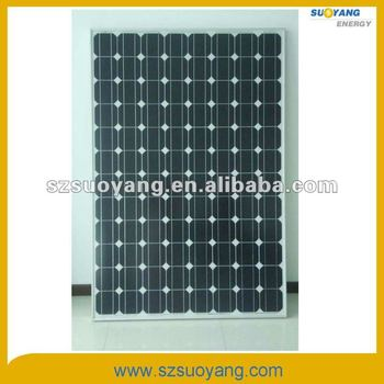 270W High Efficiency Cheap Solar Panels China