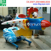 electric animal kiddie ride, coin operated kids ride machine, mechanical animal kids ride