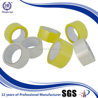 Acrylic Adhesive Brand Sticky 3 inch Clear Bopp Packing Tape