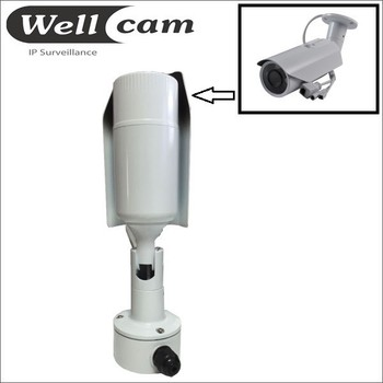 Outdoor 1080P Megapixel IP Day &Night IR Bullet IP Camera with SIM Card