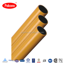 Yellow Color Flexible 20mm Natural Gas High Pressure Hose /Tube