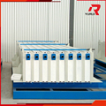 light weight wall board sandwich horizontal type eps sandwich composite panel forming machine