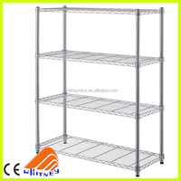 Free designed department store shelving,clear plastic shelving,wire basket shelving
