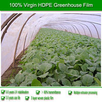 heat insulation film hdpe roofing protection/greenhouse reusable film/tunnel greenhouse roof covering
