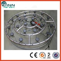 Make stainless steel high quality religious water fountain