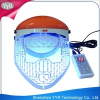 YYR professional facial nurse system pdt led light skin rejuvenation
