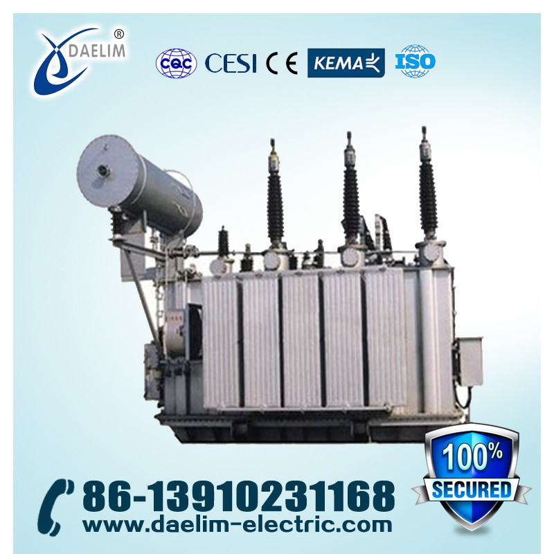 35kV Three-phase Oil-immersed Power transformer