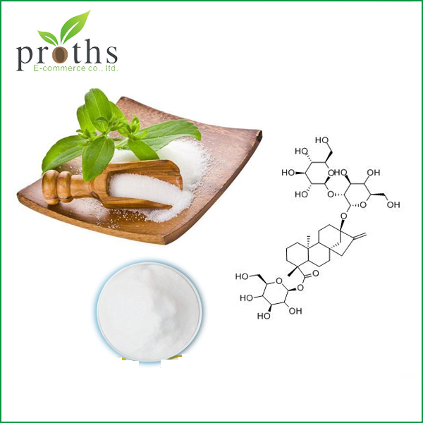 Price Of 100% Natural Steviosides 80% Stevia Extract