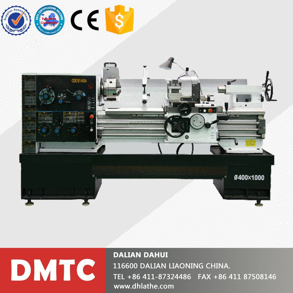 CDE6266A High Speed Gap Lathe with Low Price