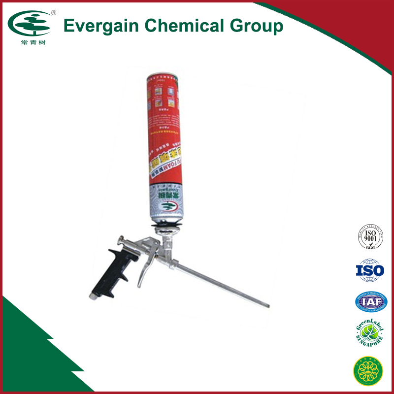 750ml professional fire retardant spray pu foam