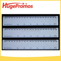 Wholesale 6 inch 8 inch 12 inch Clear Ruler for Students