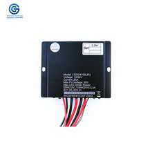 IP68 waterproof off grid PWM motor programmable led lighting controller for use in street light