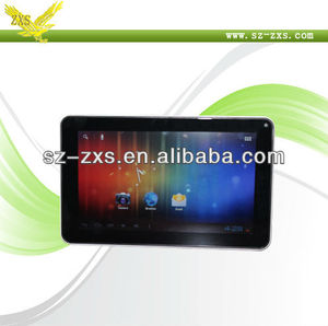 "HOT&NEW Tablet PC 9"" Android 4.0 A13 Tablet PC Laptop MID G-sensor Shenzhen 9"" Android Tablet 4.0 A13-9 ZXS"