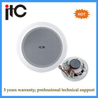 Professional active 6w pa system indoor speaker