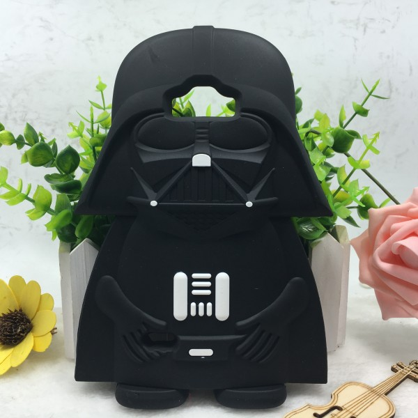 3D Cartoon Darth Vader Soft Silicon <strong>Cover</strong> Phone Case For LG Optimus Bello 2 Max ZERO C50 Leon <strong>Q10</strong> K10 G pro lite