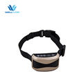 Chinese Factory Pet Product Water Resistant Rechargeable Dog Bark Stop Collar For Wholesale