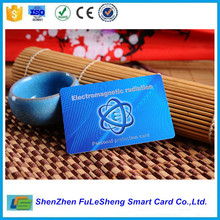 supermarket business card PVC card with UV Printing embossed print