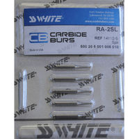 Original SS White Dental Carbide Burs for High Speed Handpiece
