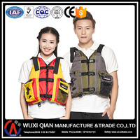 PVC foam life jacket / life vest in competitive price