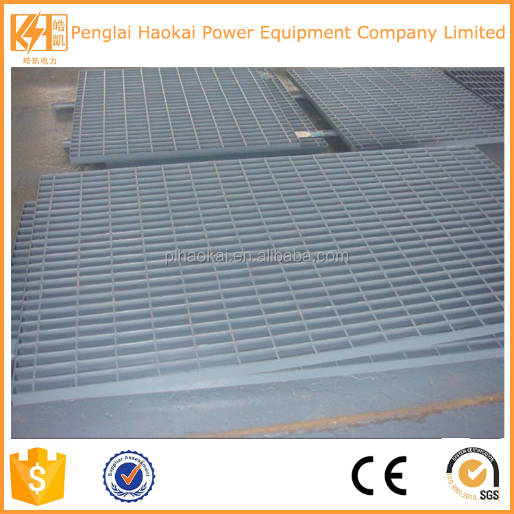 OEM customized high quality steel galvanized grating of building materials