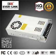 Hot Sale AC/DC Power Supply CE ROHS approved Single Output 400w 15v 26.7a power supply hs code