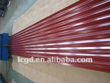 colored GC corrugated galvanized roof steel sheets