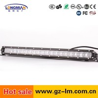21.2inch 100w 4D Light bar for offroad super slim led bull bar light with aluminum housing
