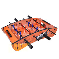 Doodle Style Gameland Table Football Game With Retail Ready Mail Box