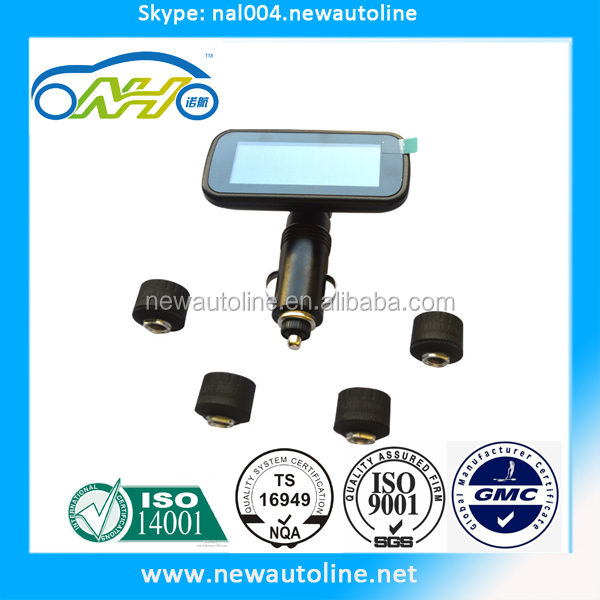 Auto Electronic Digital External TPMS Tire Pressure Monitoring System