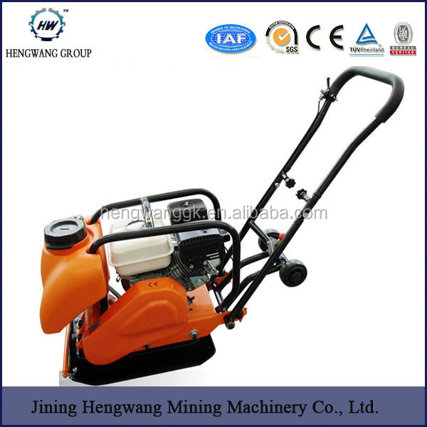 Excavator hydraulic vibratory plate compactor for sale