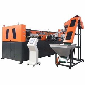 Equipment sales blow moulding injection PET bottle making machine