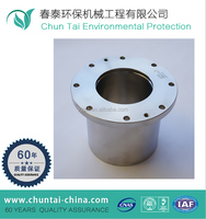 ISO9001 quality machining steel joint coupler