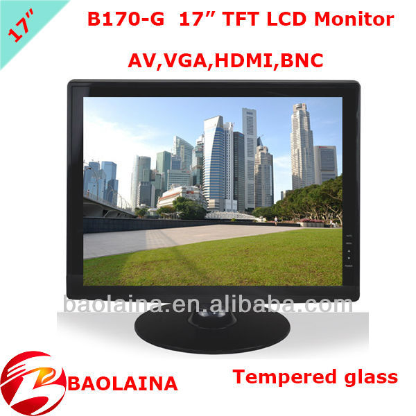 17 inch Explosion Proof HDMI LCD Monitor 12Volt