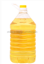 crude soybean oil cooking in sunflower oil