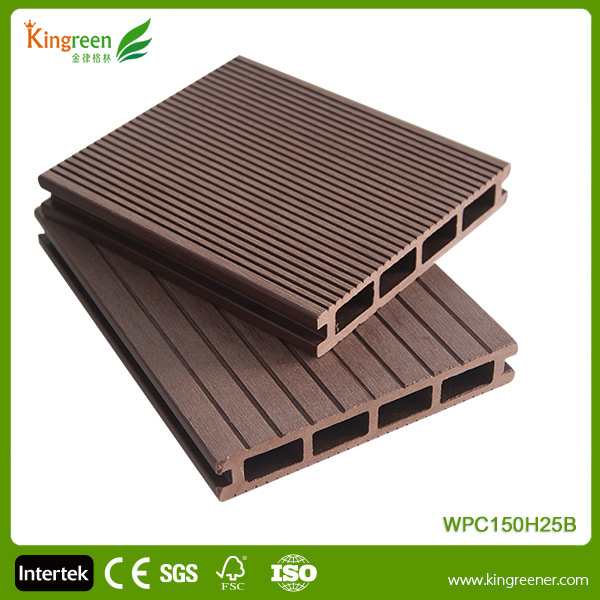 composite decking China the same performance as azek decking leading manufacture in China