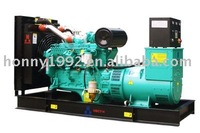 AC 3 Phase 4 Stroke Small 60kW 70kVA Diesel Generator set