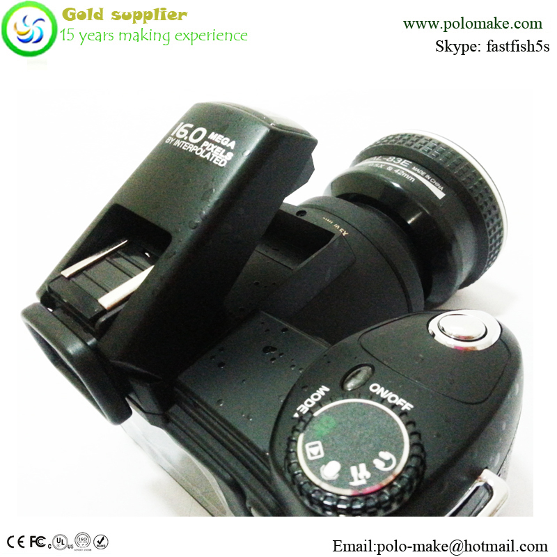 Wholesale dropship 3inch LTPS display slr digital cameras Cheap 5MP CMOS Sensor Digital camera