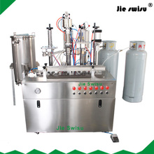 Hight Speed Pneumatic Small fully Automatic PU Foam Filling Machine