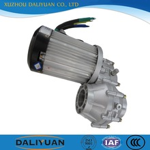 hanging motor electric motor driving rear axle for electric tricycle