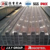 ROGO grey galvanized sheet metal roofing