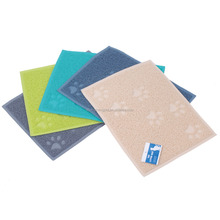 Wholesale Cat Litter Mat with Paw Design