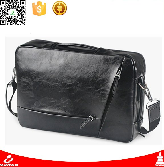 Cheap Price Popular Stylish Laptop Messenger Bag Laptop business bag for Men