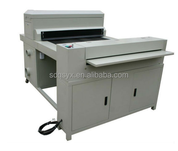 Hot 900 UV coating machine for photo album making