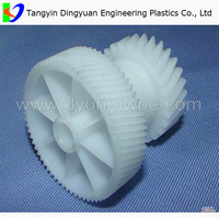 Factory price uhmwpe gear parts / sprockets gear manufacturer