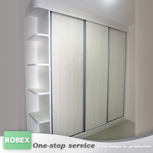 l shape sliding door closet small bedroom wardrobes bangalore