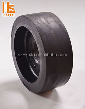 Wirtgen W1000L/600DC Spare Parts Solid Tyre For Milling machine