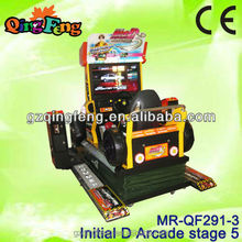 2014 speed driver 4 car racing game machine racing car