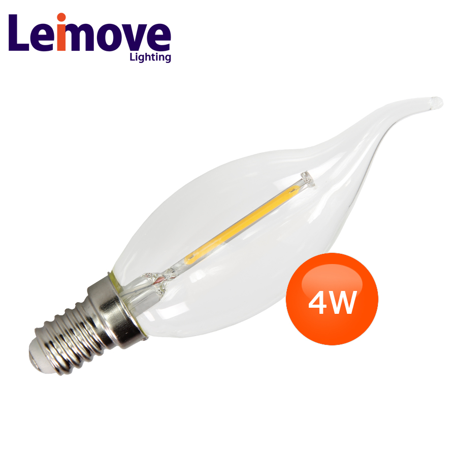 Safety white surface 12v led bulb e2